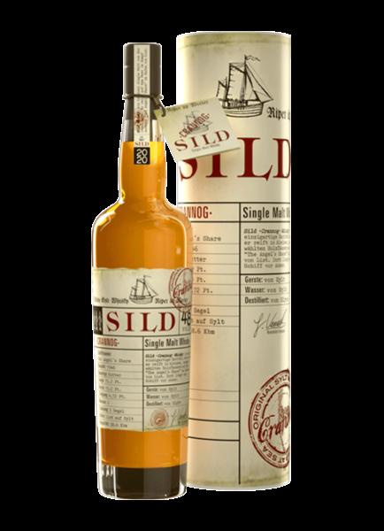 SILD Crannog Single Malt Whisky 48% - 0,7l