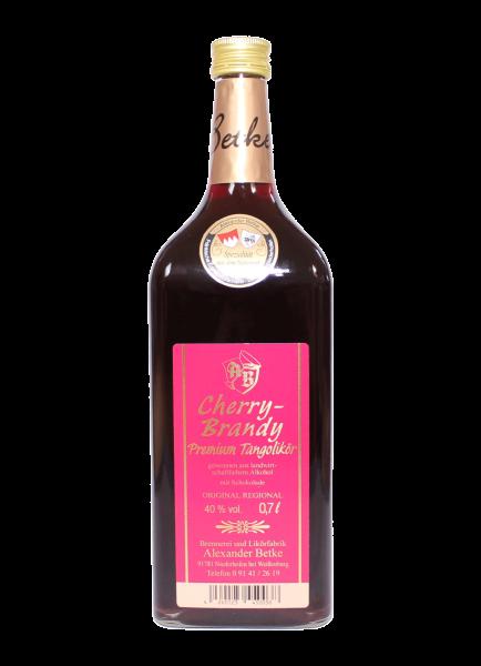 Cherry Brandy mit Schokolade 40% - 0,7l