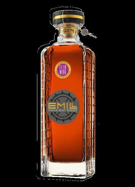 EMILL Feinwerk Single Malt Whisky - Portwein-Finish 42% - 0,7l