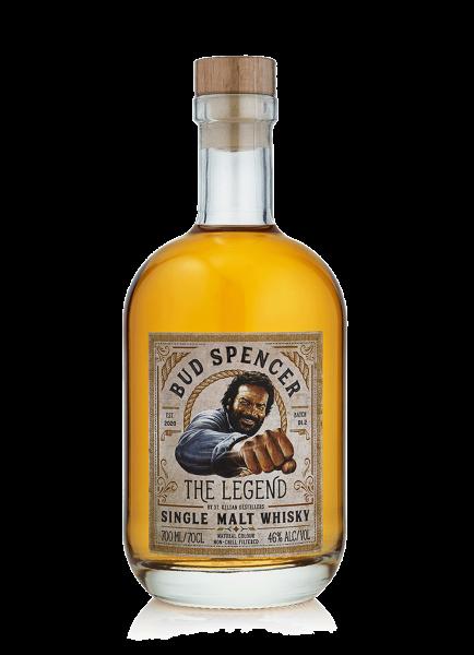Bud Spencer - The Legend Single Malt Whisky 46% - 0,7l